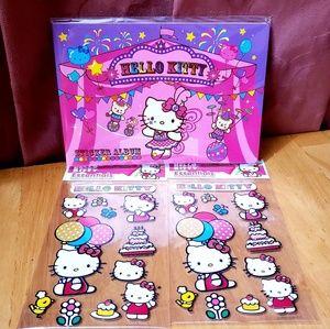 HELLO KITTY ♡ Sticker Album